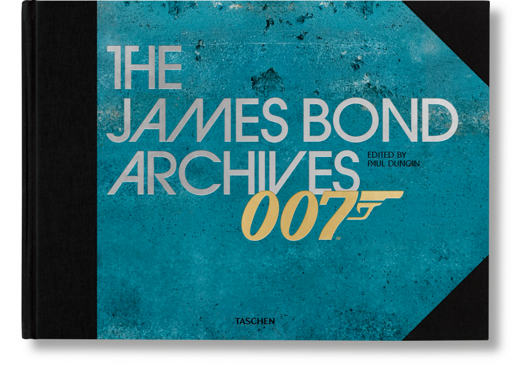 Cover The James Bond Archives No Time To Die Editie