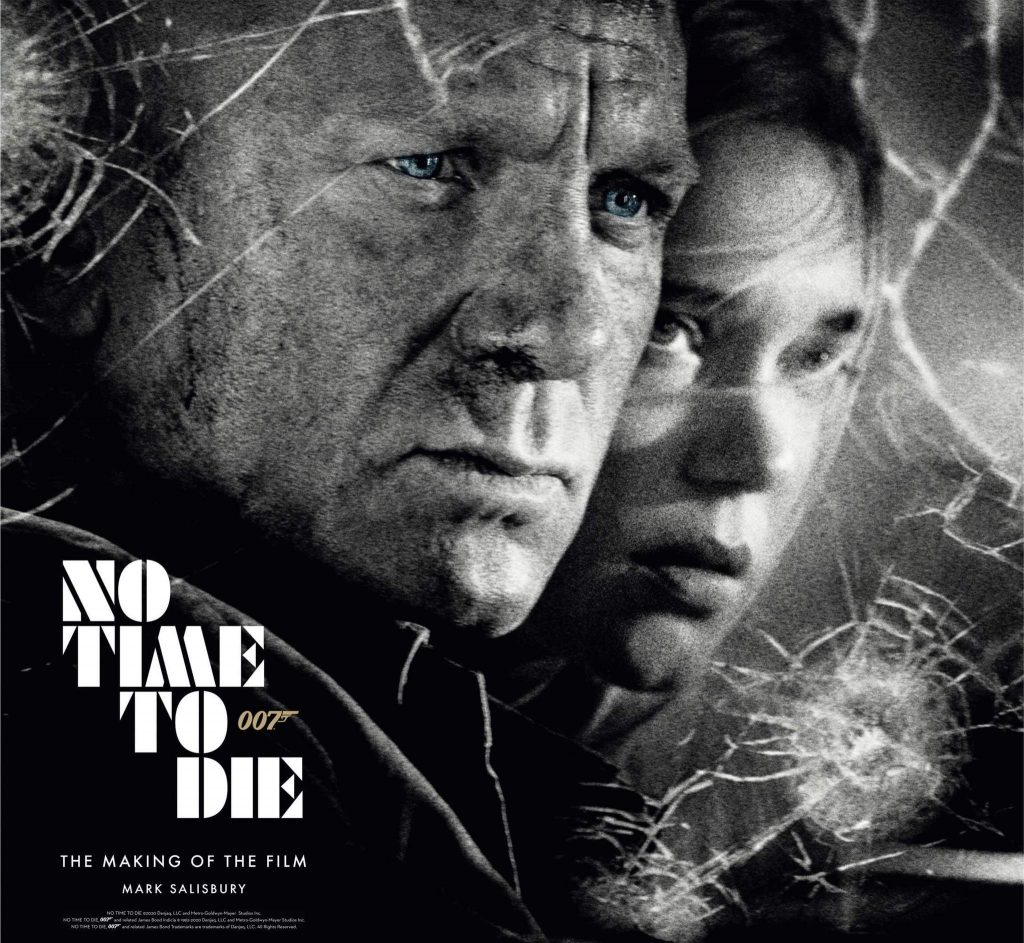 Cover No Time To Die The Making of The Films.