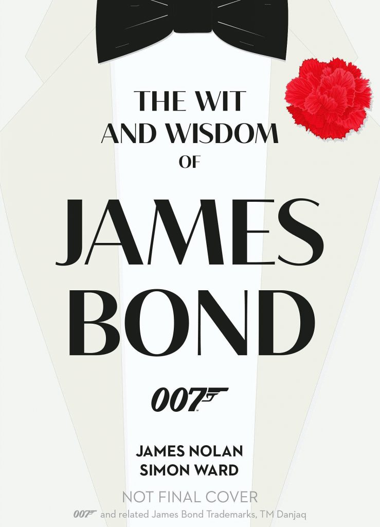 Cover The Wit And Wisdom of James Bond.