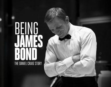 Being James Bond promo
